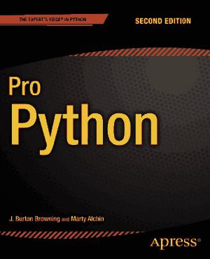 Pro Python 2nd Edition