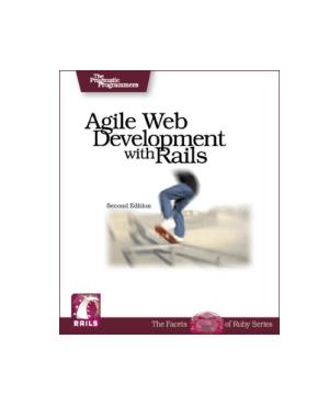 Agile Web Development With Rails Second Edition