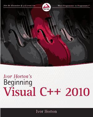 Beginning Visual C++ 2010