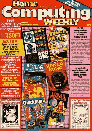 Home Computing Weekly Technology Magazine 050