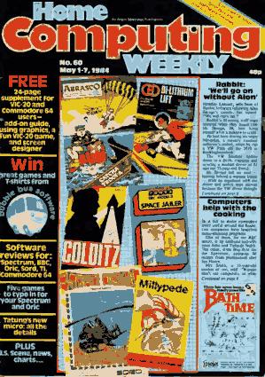 Home Computing Weekly Technology Magazine 060