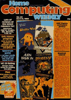 Home Computing Weekly Technology Magazine 082