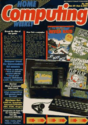 Home Computing Weekly Technology Magazine 090