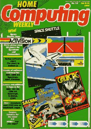 Home Computing Weekly Technology Magazine 094