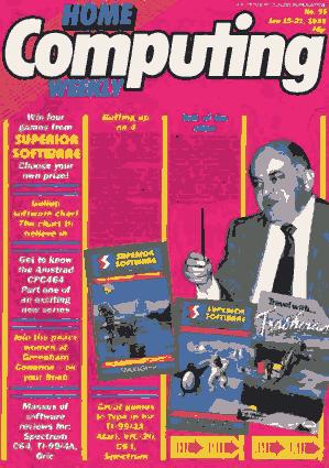 Home Computing Weekly Technology Magazine 095