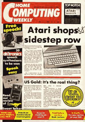 Free Download PDF Books, Home Computing Weekly Technology Magazine 113