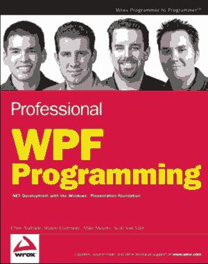 Professional WPF Programming