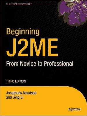 Beginning J2ME 3rd Edition – PDF Books