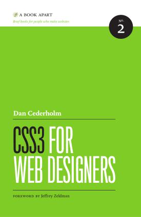 Free Download PDF Books, CSS3 for Web Designers – PDF Books