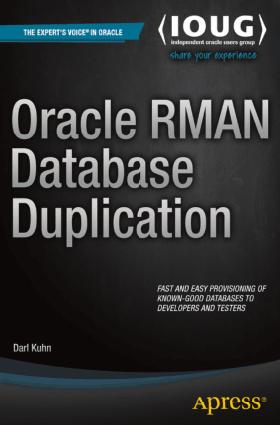 Oracle RMAN Database Duplication – PDF Books