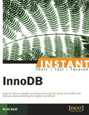 InnoDB Book – Best Free Pdf Books