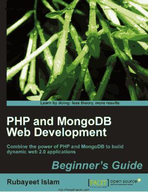 PHP And Mongodb Web Development