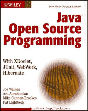 Java Open Source Programming – PDF Books