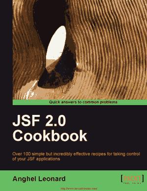 Free Download PDF Books, JSF 2.0 Cookbook – PDF Books