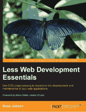 Free Download PDF Books, Less Web Development Essentials – PDF Books