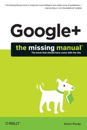 Free Download PDF Books, Google Plus The Missing Manual – PDF Books