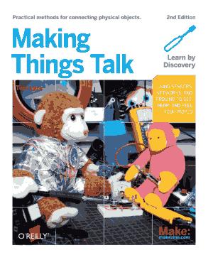 Making Things Talk, Second Edition – PDF Books