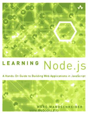 Learning Node.js – PDF Books