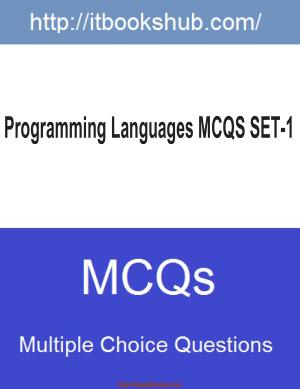 Programming Languages MCQs Set