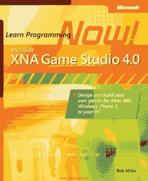 Microsoft XNA Game Studio 4.0 Learn Programming Now! – PDF Books