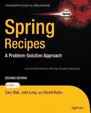 Spring Recipes 2nd Edition – PDF Books