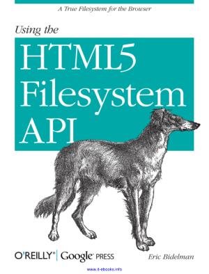 HTML5 File system API – PDF Books