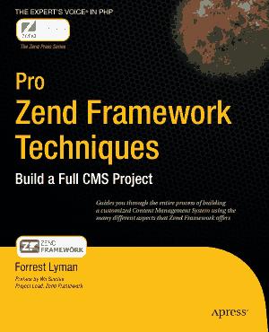 Pro Zend Framework Techniques – PDF Books