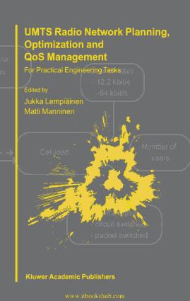 UMTS Radio Network Planning, Optimization and QoS Management – PDF Books