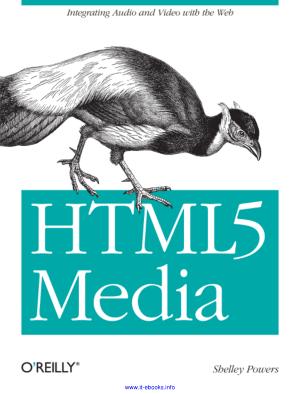 HTML5 Media – PDF Books