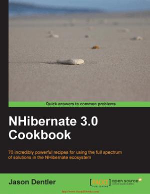 NHibernate 3.0 Cookbook – PDF Books