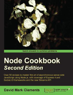 Node Cookbook 2nd Edition