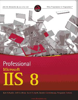 Professional Microsoft IIS 8 – Free PDF Books