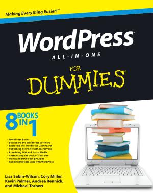 WordPress All In One For Dummies – Free PDF Books