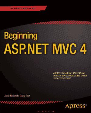 Beginning ASP.NET MVC 4 – Free Pdf Book