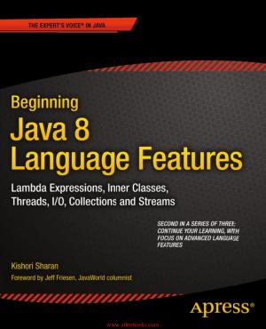 Beginning Java 8 Language Features – Free Pdf Book