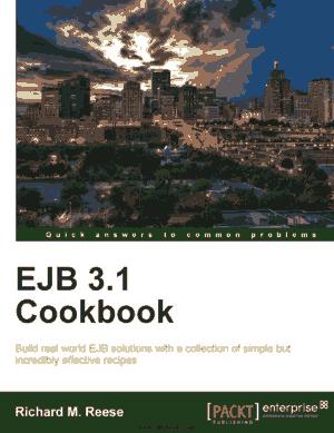 EJB 3.1 Cookbook – Free Pdf Book