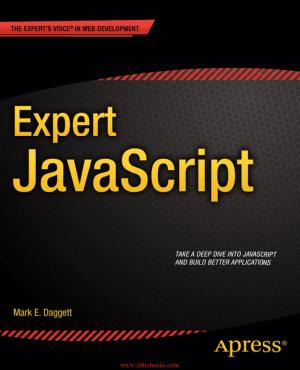 Expert JavaScript – Free Pdf Book