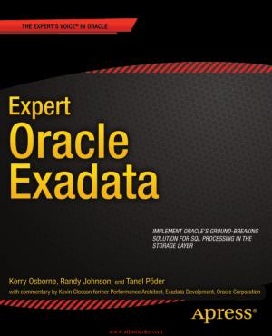 Expert Oracle Exadata – Free Pdf Book