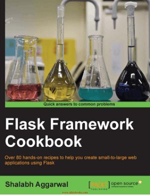 Flask Framework Cookbook – Free Pdf Book