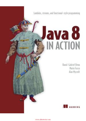 Java 8 in Action –, Java Programming Book