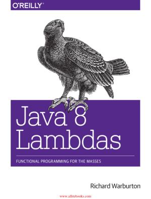 Java 8 Lambdas – Free Pdf Book