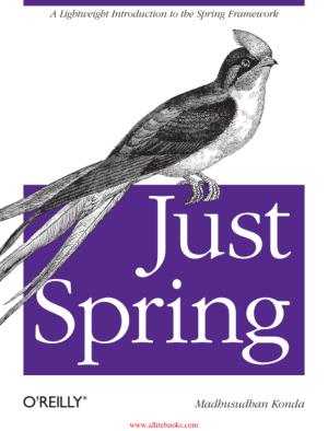 Just Spring – FreePdfBook