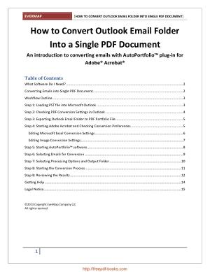 Outlook Books Free Download PDF | Free PDF Books