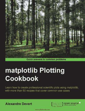 matplotlib Plotting Cookbook – FreePdfBook