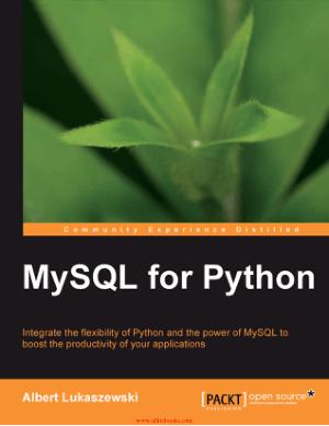 MySQL for Python – FreePdfBook