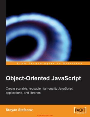 Object-Oriented JavaScript – FreePdfBook