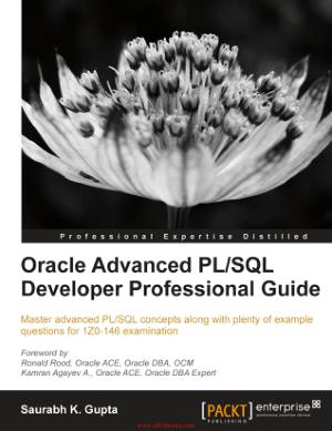 Oracle Advanced PLSQL Developer Professional Guide – FreePdfBook
