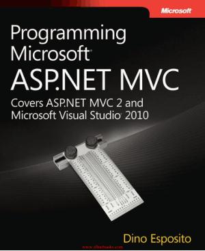 Programming Microsoft ASP.NET MVC – FreePdfBook