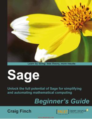 Sage Beginners Guide – FreePdfBook