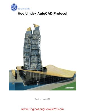 Hoofdindex AutoCAD Protocol